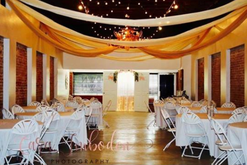 As a historic event venue, Downtown Charm provide a stunning atmosphere for any one of your special occasions!